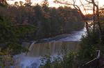Upper Falls, Tahquamenon Falls
