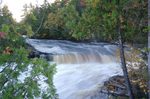 Lower Falls, Tahquamenon Falls